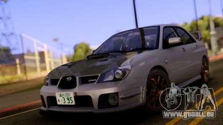 Subaru Impreza WRX STI S204 pour GTA San Andreas