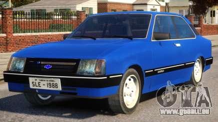 Chevrolet Chevette SLE 1988 für GTA 4