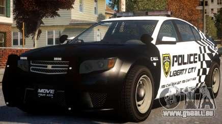 Cheval Fugitive 735 pour GTA 4