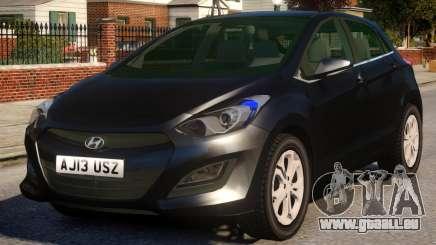 Hyundai i30 Q Car pour GTA 4
