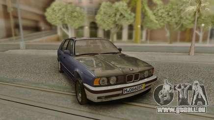 BMW E34 Wagon pour GTA San Andreas