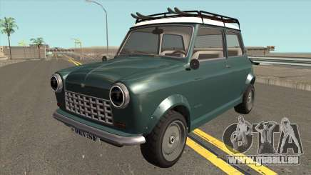 Weeny Issi Classic GTA V für GTA San Andreas