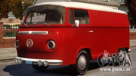 Volkswagen T2 pour GTA 4