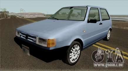 Fiat Uno Mille 1995 für GTA San Andreas