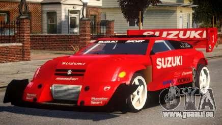 Suzuki Escudo pour GTA 4