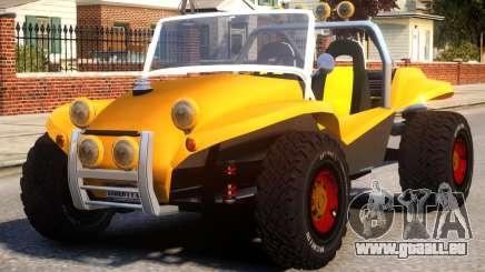 Buggy Dune V1 pour GTA 4