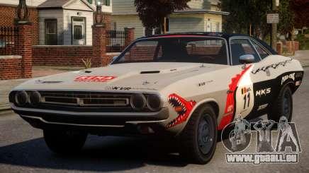 Dodge Challenger 1971 PJ9 für GTA 4