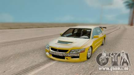 Mitsubishi Evolution 9 für GTA San Andreas