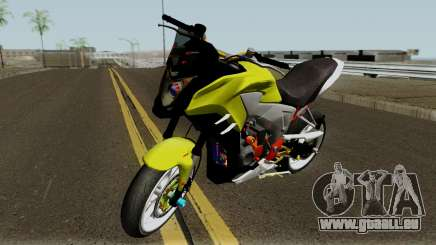 Honda CB500X Modified Street Race pour GTA San Andreas