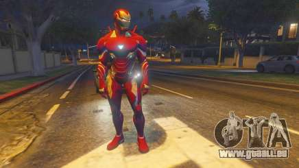 Iron Man MK50 MCOC Version für GTA 5