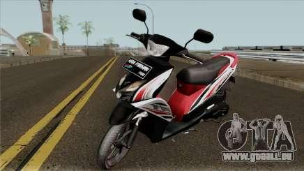 Yamaha Mio GT STD pour GTA San Andreas