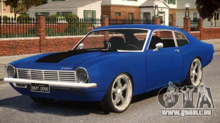 Ford Maverick GT pour GTA 4