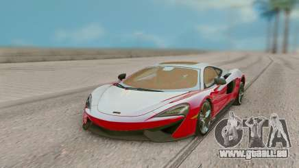McLaren F1 für GTA San Andreas