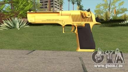 Desert Eagle Gold für GTA San Andreas