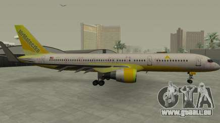 Boeing 757-200 MrMateczko Édition pour GTA San Andreas
