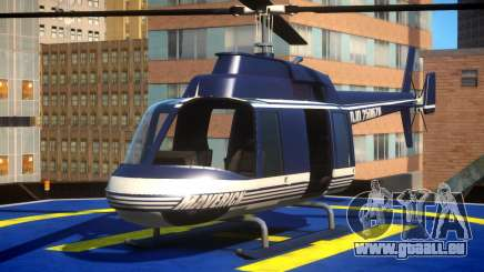 Police Helicopter New York für GTA 4