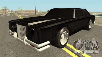 Dundreary Virgo The Car GTA V für GTA San Andreas