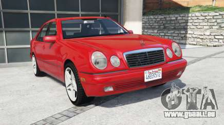 Mercedes-Benz E 420 (W210) [replace] pour GTA 5
