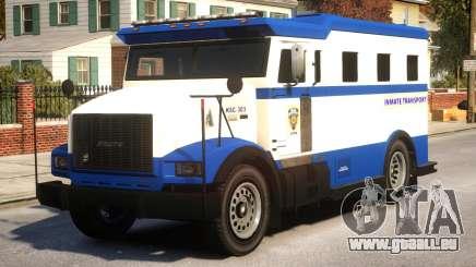 Police Stockade New York pour GTA 4