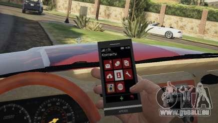 Sony XPERIA Z1 Trevor für GTA 5