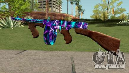 M1927 Call of Duty Black Ops 3 Zombies pour GTA San Andreas