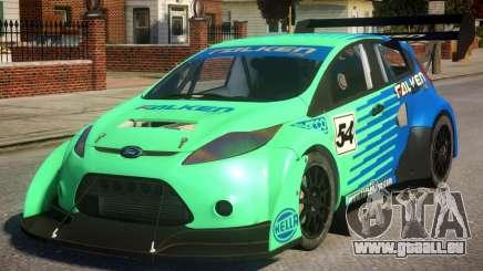 Ford Fiesta OMSE V1.3 für GTA 4