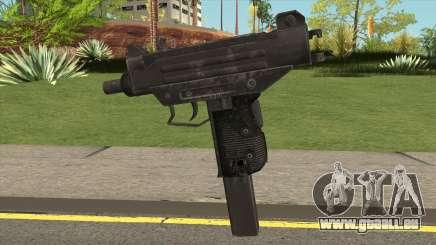 Micro Uzi für GTA San Andreas