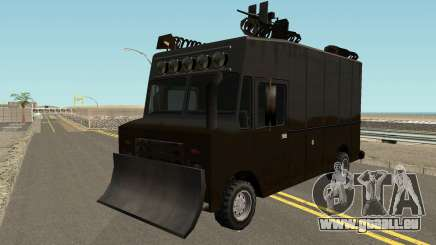 Boxville Mad Max pour GTA San Andreas
