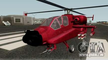 FH-1 Hunter pour GTA San Andreas