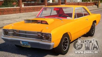 1968 Dodge Dart V1.3 für GTA 4