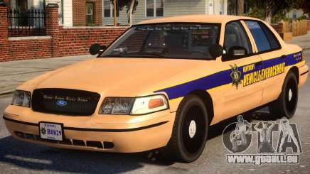 Kentucky Vehicle Enforcement pour GTA 4
