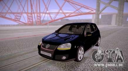 Volkswagen Golf pour GTA San Andreas