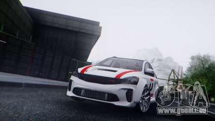 KIA CEED SW LPcars pour GTA San Andreas