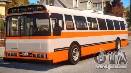 GTA V Style Bus für GTA 4