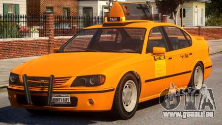 Taxi Vapid New York City für GTA 4