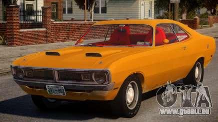 1971 Dodge Demon v1.2 für GTA 4
