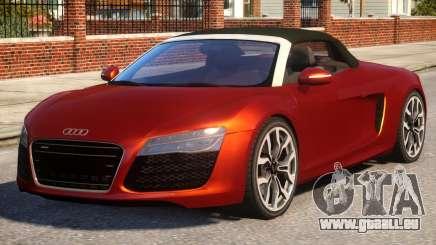 Audi R8 Spyder EPM V.1 pour GTA 4