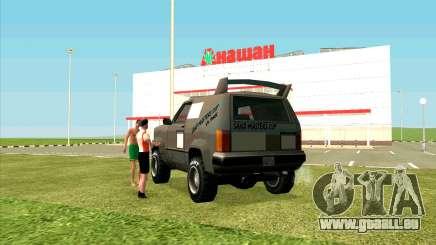 La vie 1.0 (GTA Pénale de la Russie) pour GTA San Andreas