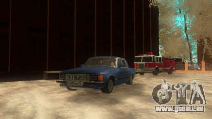 GAZ-3102 OTZA2 pour GTA San Andreas