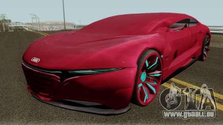 Audi A9 Custom Concept pour GTA San Andreas