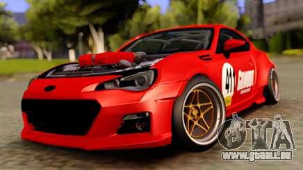 Subaru BRZ Rocket Bunny für GTA San Andreas