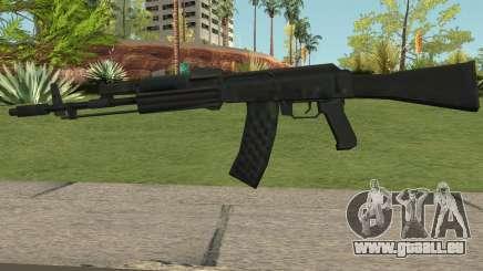 AK-74M LowPoly pour GTA San Andreas