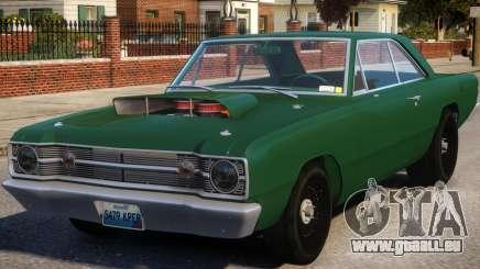 1968 Dodge Dart V1.2 für GTA 4