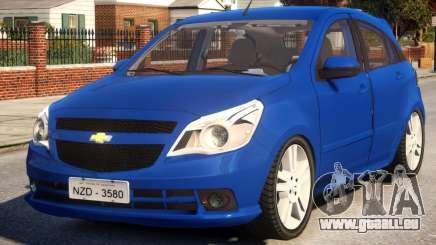 Chevrolet Agile LTZ für GTA 4