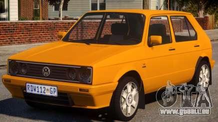 Volkswagen Golf Velociti für GTA 4