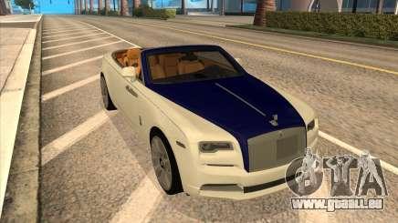 Rolls-Royce Dawn für GTA San Andreas