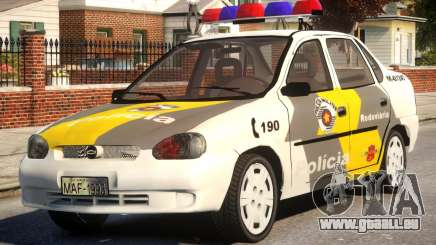 Chevrolet Corsa Sedan V.1 für GTA 4