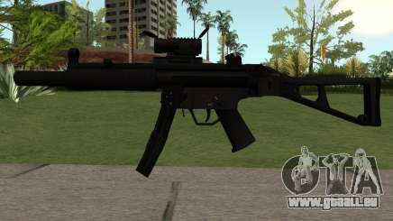 MP5-A1 pour GTA San Andreas