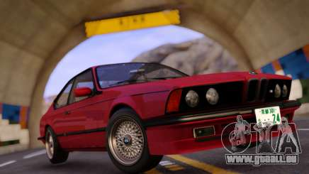 BMW M6 E24 für GTA San Andreas