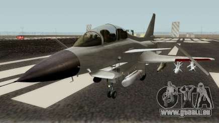 Chengdu J-10 Vigorous Dragon pour GTA San Andreas